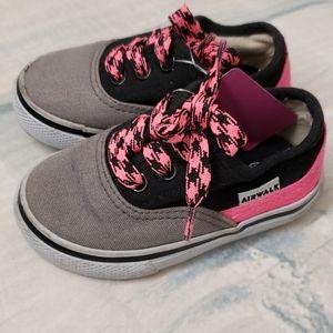 GUC airwalks kids 5w  pink grey black